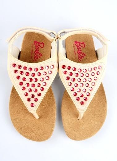 Barbie Ayakkabı Bej